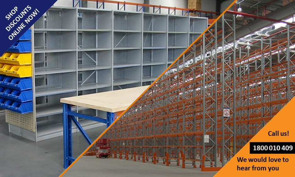 Warehouse Pallet Racking<br />