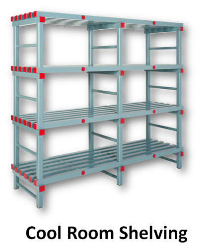 Cool Room Shelving