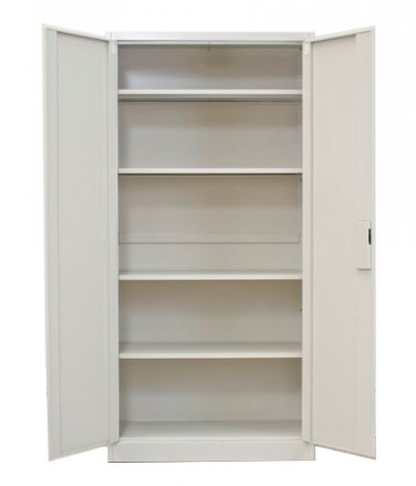EZYstor 2-Door Cupboard Open