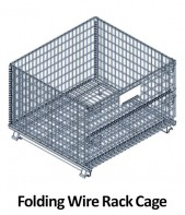 Folding Wire Cages