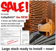 Pre Owned Colby Rack